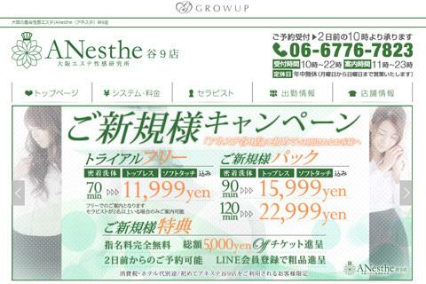 アネステ ANesthe 谷九店